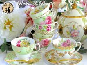 cups-and-saucers-green