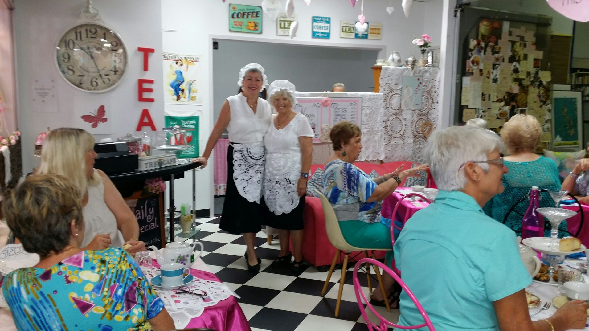 Ovarian Cancer Morning Tea a Great Success