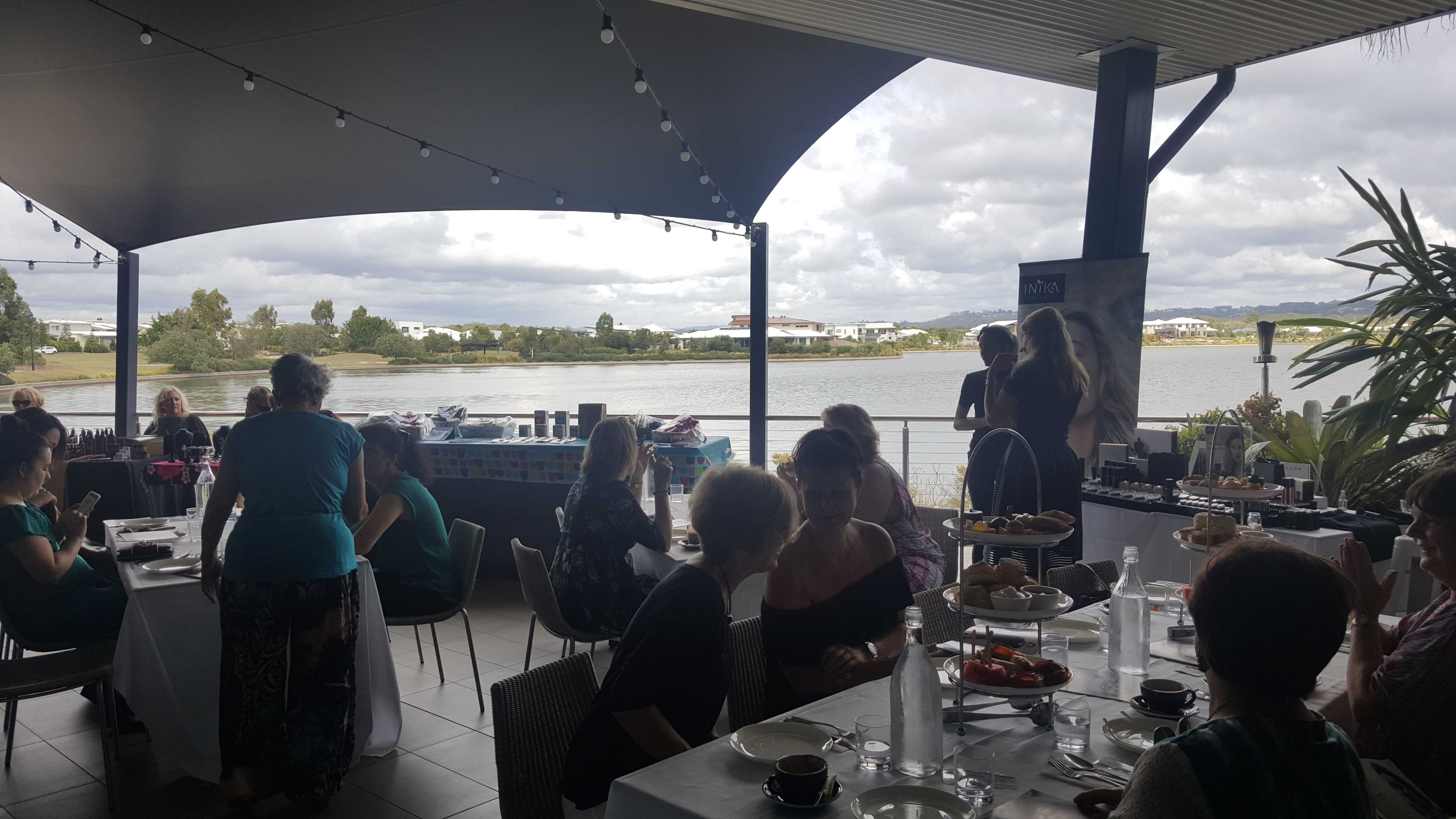 High Tea by The Lake- Brightwater Tavern