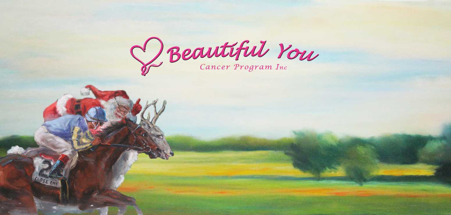 Beautiful You Christmas in July Charity Raceday!