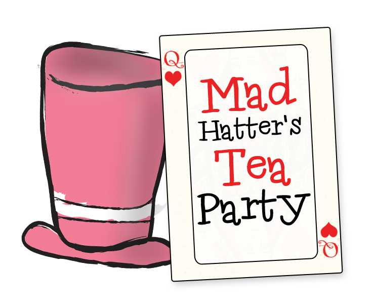 Mad Hatter High Tea Trivia Event
