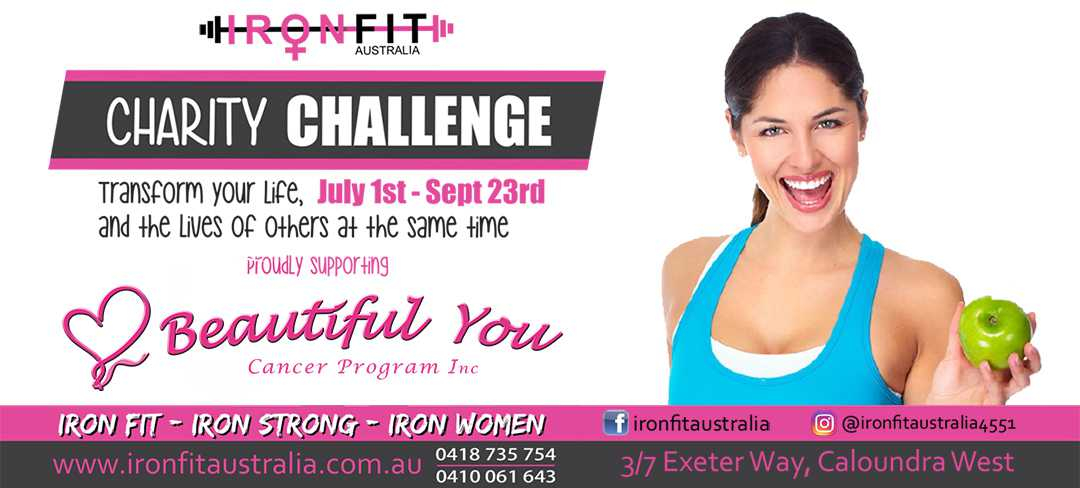 Ironfit Charity Challenge