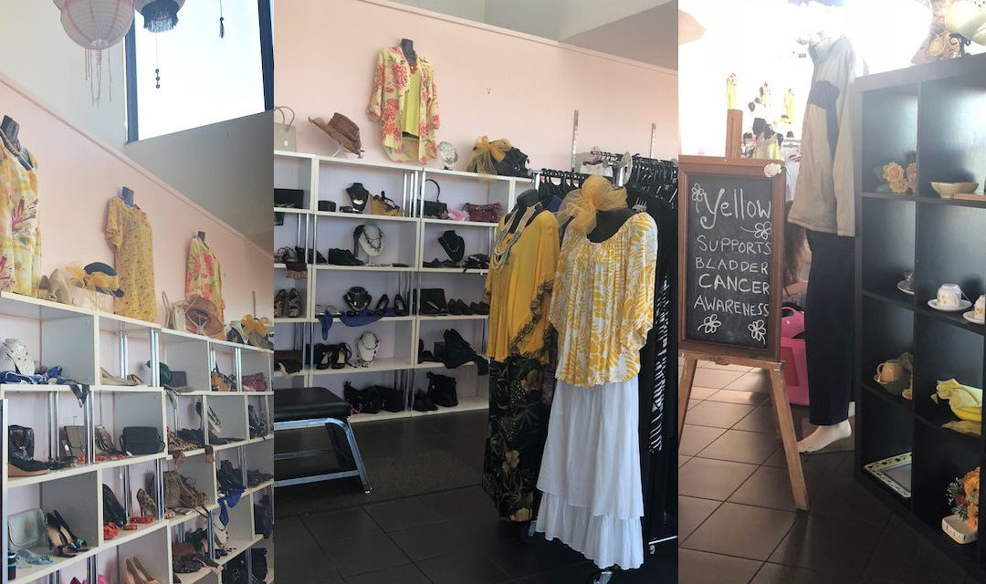 July is here and we are turning yellow at Bokarina!