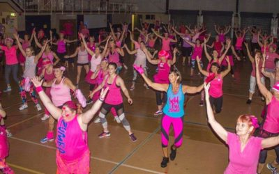 Zumba Pink Party – My Zumbafusion Fundraiser